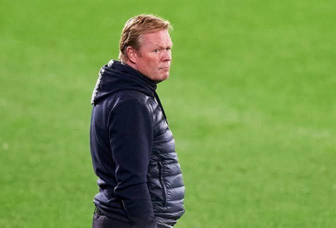 مصير كومان يحسم انتقال فيراري برشلونة إلى مانشستر سيتي