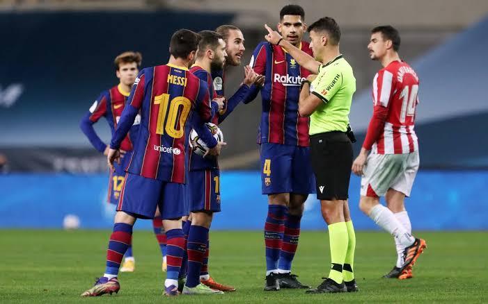 برشلونة يخطف صفقة نارية من ريال مدريد
