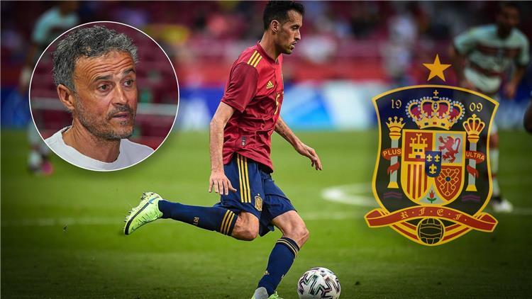 إنريكي يستدعي 4 لاعبين لقائمة إسبانيا قبل يورو 2020 تعويضًا لبوسكيتس