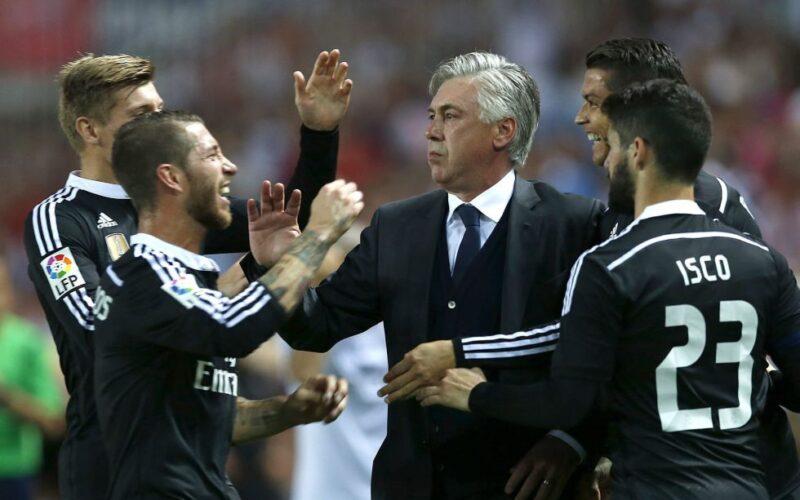 أنشيلوتي يتدخل من أجل الحفاظ على نجم ريال مدريد