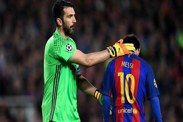 بوفون يحسم موقفه من الانتقال إلى برشلونة