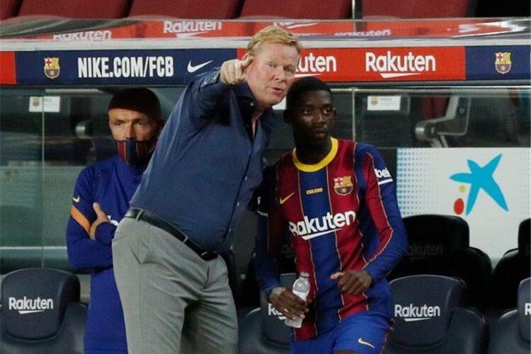 مبلغ زهيد.. برشلونة يحدد سعر بيع ديمبيلي