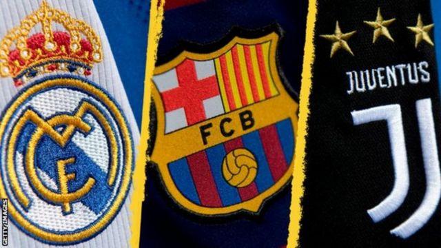 قضاء سويسرا يحذر من معاقبة ريال مدريد وبرشلونة ويوفنتوس