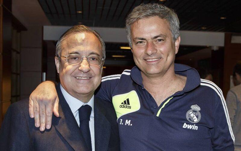 حقيقة تواصل ريال مدريد مع مورينيو لخلافة زيدان