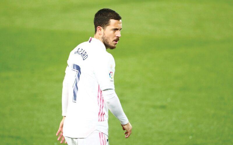 هازارد يواصل استفزازه لجماهير ريال مدريد بصورة جديدة