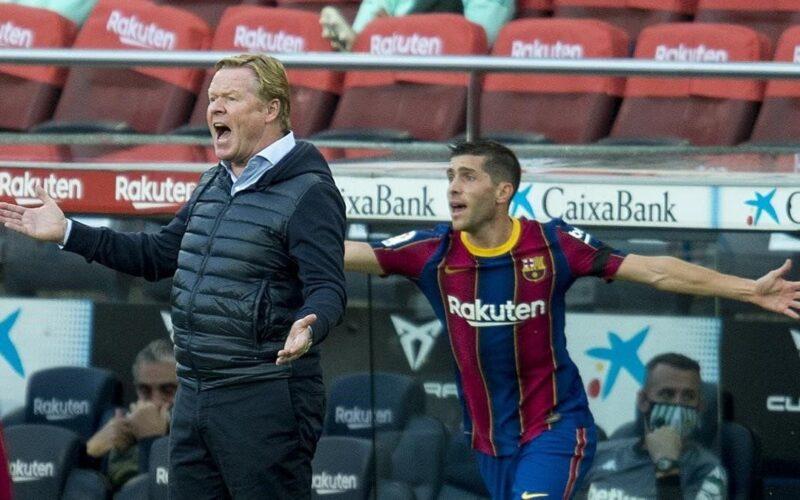 برشلونة يدرس بيع لاعبه.. والقرار النهائي عند كومان