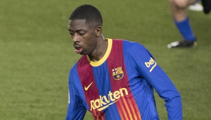 قرار ناري .. ديمبلي يوجه صدمة قوية لبرشلونة