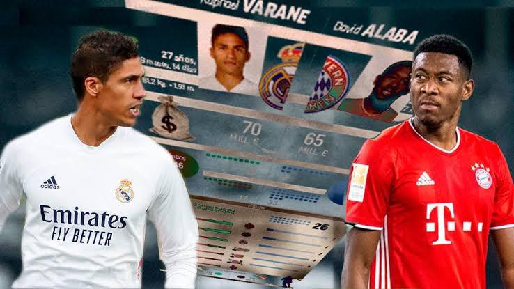 بسبب ألابا .. فاران يوجه صدمة جديدة لريال مدريد