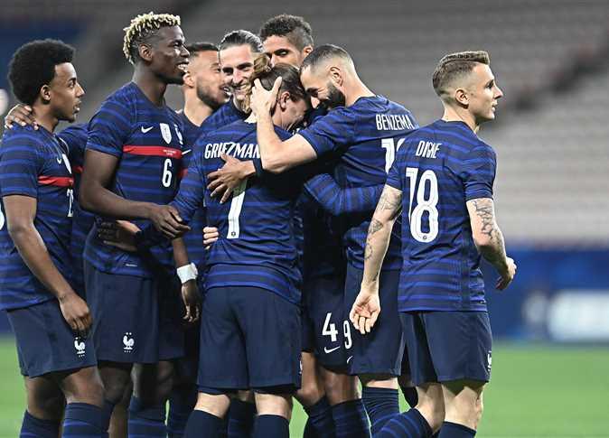 فرنسا تكشف موقف مشاركة بنزيمة أمام ألمانيا في اليورو