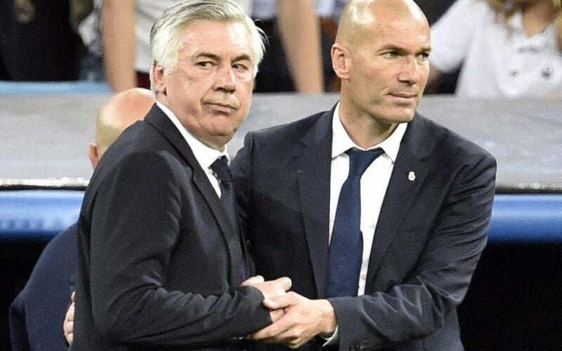 بأمر أنشيلوتي .. ريال مدريد يطرد لاعبيه بـ 30 مليون