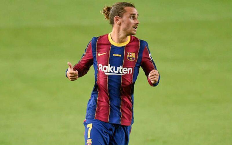 بـ 60 مليون يورو .. غريزمان يتلقي عرضاً مُغرياً للرحيل عن برشلونة