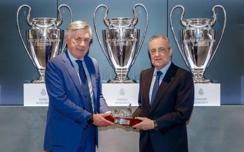 """أنشيلوتي يطلب ضم """" ثنائي الرعب"""" لريال مدريد"""