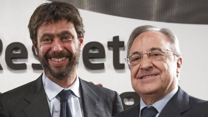 عاجل | يوفنتوس يستهدف نجم ريال مدريد .. وبيريز يرد