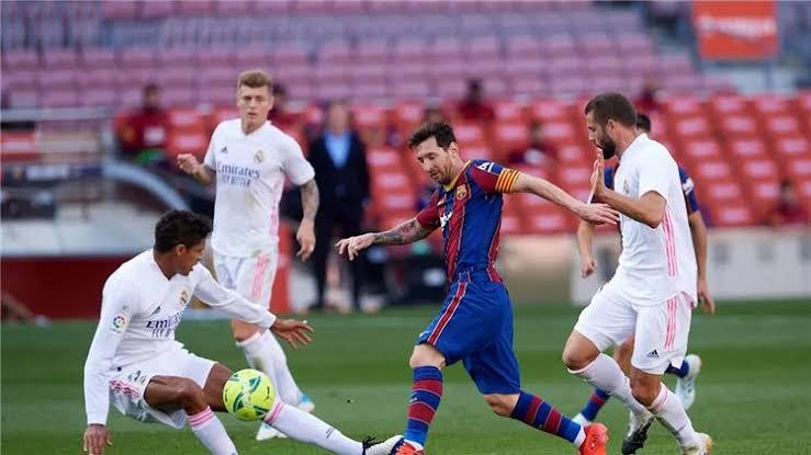 عاجل   نجم ريال مدريد على رادار برشلونة
