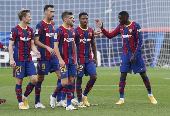 صفقة من العيار الثقيل.. برشلونة يعثر على بديل ديمبيلي