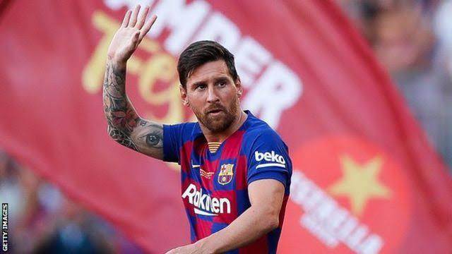 برشلونة يحدد موعد رحيل ميسي لنادي جديد