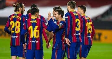 بـ40 مليون يورو.. برشلونة يحدد سعر انتقال نجمه إلى عملاق الكالتشيو