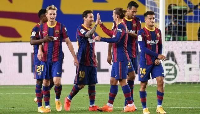 عاجل.. برشلونة يعلن عن الصفقة الرابعة خلال ساعات
