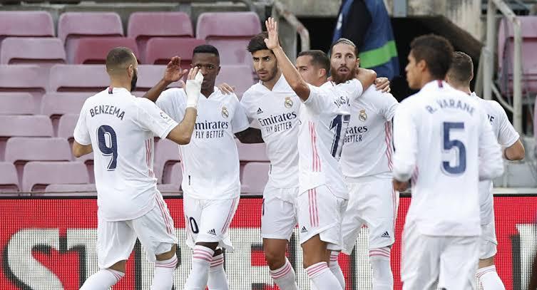عاجل   خروج نجم ريال مدريد مصاباً مع منتخب بلادة